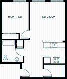 1 bedroom in Seattle