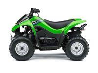 2014 Kawasaki KFX 90 Sport ATVs Marina Del Rey, CA