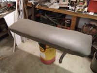 Front Bench Seat Covers, ORIGINAL