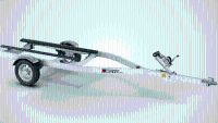 2017 Sea-Doo Move I 1250 Extended Aluminum Trailer PWC Boat Trailers Dickinson, ND
