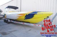 2002 ELIMINATOR 34' EAGLE XP CLOSED BOW - Boat