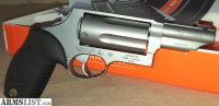 "For Sale/Trade: TAURUS JUDGE SS 3""MAG 3"" barrel 45LC/410"