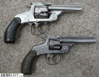 Want To Buy: S&W top break revolvers