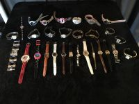 Huge lot of watches