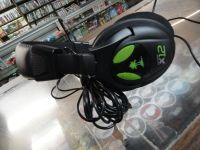 Xbox 360 Turtle Beach x12 Headset