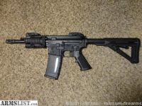 For Sale: SPIKES TACTICAL AR15 SHORT BARRELED RIFLE 7.5 SBR NO RESERVE !.556MM 223 MAGPUL PUNISHER WARRANTY !