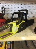 $80, Ryobi chainsaw