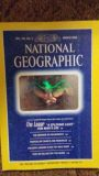 National Geographic Mag 1984 Maarch Laser Eagle Halo