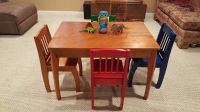 KidKraft Table & 4 Chair Set