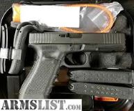 For Sale: Glock 17 G4