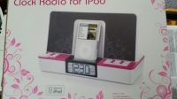 Clock Radio for Ipods