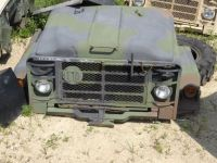Sell BMY / Harsco M931 Hood semi 6x6 Army Military Truck M923 M925 green camo cargo motorcycle in Stoddard, Wisconsin, United States, for US $895.00