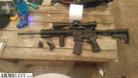 For Sale: Mossberg AR 15