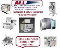 Fryer,freezer,refrigerator,mixers,meatslicers,oven Commercial Equipment for SAle