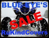Buy Yamaha Raptor 660 BLUE ALL YEARS Eyes Head Light Covers RUKINDCOVERS Set of two motorcycle in Medina, Ohio, United States, for US $18.00