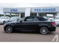 2009 Bmw 1 Series 2 Door Convertible