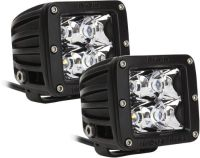 Find RIGID INDUSTRIES 20221 LIGHTS DUALLY SPOT 2 motorcycle in Plymouth, Michigan, United States, for US $199.99