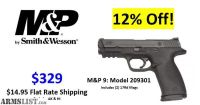 For Sale: Smith and Wesson M&P 9 (new in box) $329