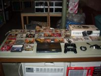 playstation 3 and 29 games