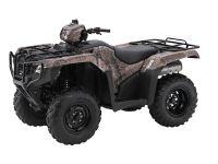 2016 Honda FourTrax Foreman 4x4 Utility ATVs Arlington, TX