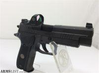 For Sale: Sig Sauer P226 Legion RX 9mm Pistol Romeo 1 Reflex