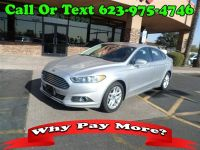2014 Ford FUSION 4DSD