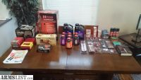 For Sale: Hornady Lock-N-Load Reloading Set-up