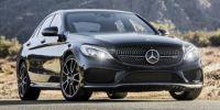2017 Mercedes-Benz C-Class AMG C 43 (BLACK)