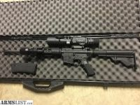 For Sale: DPMS AR-15 w/ ATN Night Vision Scope