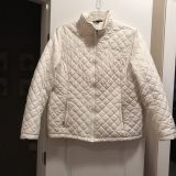 Women s Lands End Quilted Coat