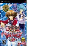 PSP game - Yu-Gi-Oh - Top Force 2