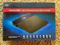****Linksys E3200 dual N router