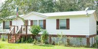 Three Bedroom Mobile Home on Almost 3 Acres in Robertsdale!