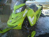 "2015 Ski-Doo Freeride 137 800R E-TEC, Powdermax 1.75"", E.S. Mountain Snowmobiles Lancaster, NH"