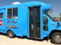 Food Truck Business for Oil Boom