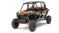 2018 Polaris RZR XP 4 Turbo EPS Sport-Utility Utility Vehicles Massapequa, NY