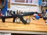 For Sale: Zastava N-PAP M70 AK47 w/side fold