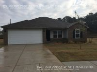 12417 Solandra Circle, North Little Rock AR 72117 - New Construction 3br 2ba Faulkner Crossing