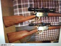 For Sale/Trade: Winchester model 94 30-30 & 9422