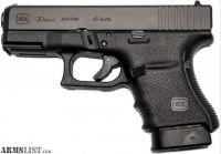 For Sale: Glock G30 Gen 4