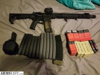 For Sale/Trade: Top quality build ar/15 with tons of extras