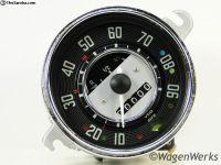 Bug Speedo - 1968 Only Rebuilt Speedometer