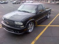 2003 s-10 bagged by ride tech