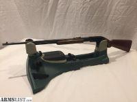 For Sale: Winchester pre-war model 61 takedown Pump 22 LR (1939)
