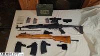 For Sale: SKS Paratrooper + ammo