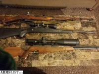 For Sale: 3 rifles