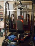 Impex Iron Grip Strength Home Gym (Moss Bluff)