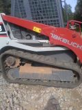 ALMOST new Takeuchi tl8 track Skidsteer