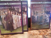 Downton Abbey 1 and 2