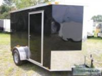 ATV Trailer foot x foot Blk Exterior NEW for SALE